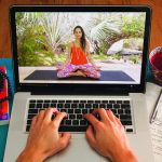 Online Yoga Practice Bee Bosnak OneOeight