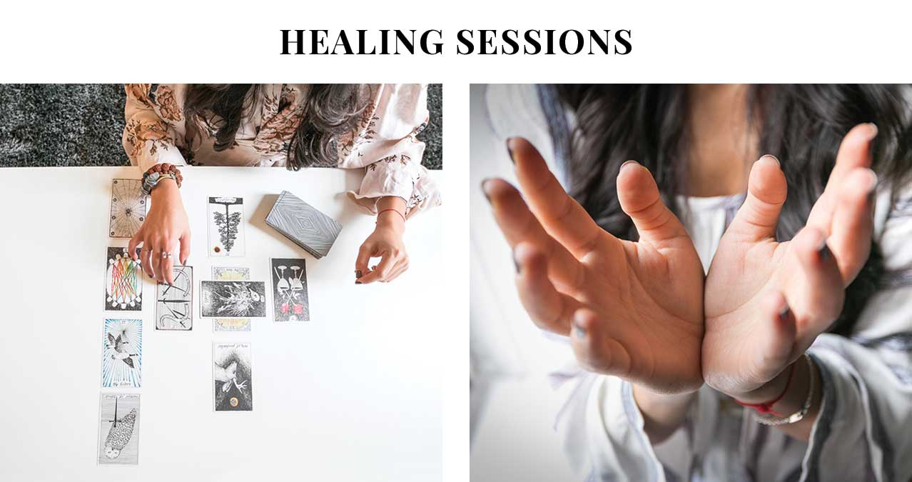 retreat healing sessions bee bosnak reiki tarot